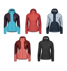 SCOTT EXPLORAIR Light Dryo 2.5L MTN women's winter cycling jacket with hood 2021