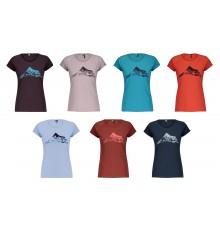 SCOTT DEFINED Dri Graphic women's short sleeve MTB jersey 2021