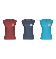SCOTT DEFINED MERINO women's short sleeve MTB jersey 2021