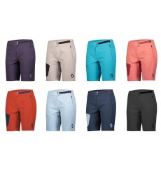 SCOTT EXPLORAIR LIGHT women's MTB shorts 2021
