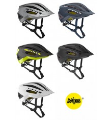 SCOTT Fuga Plus Rev MTB helmet 2021