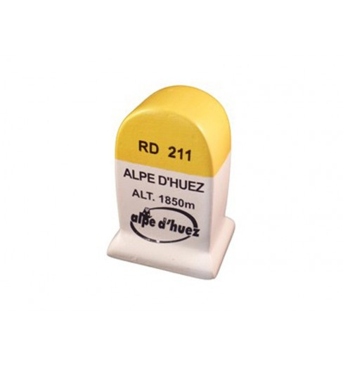 ALPE D'HUEZ mileston little model