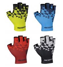 SCOTT RC TEAM short finger men's cycling gloves 2021