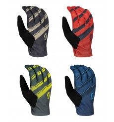 SCOTT Ridance long finger men's cycling gloves 2021