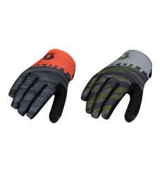 SCOTT 350 DIRT long finger men's cycling gloves 2021