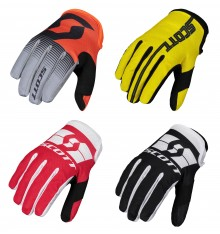 SCOTT 250 SWAP long finger men's cycling gloves 2021