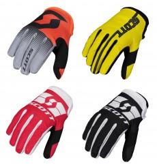 SCOTT 250 SWAP long finger men's cycling gloves 2021