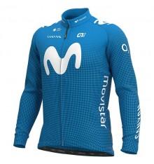 MOVISTAR long sleeve bike jersey 2020