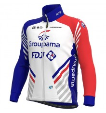 GROUPAMA FDJ Prime thermal cycling jacket 2020