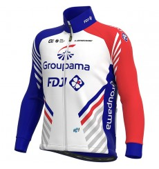 GROUPAMA FDJ veste vélo hiver Prime 2020