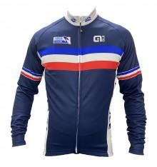 ÉQUIPE DE FRANCE long sleeve bike jersey