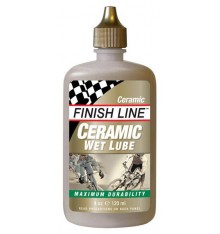FINISH LINE CERAMIC WET LUBE ceramic lubricant - 120 ml