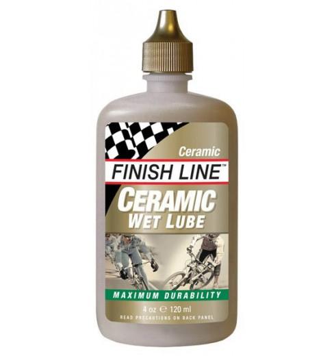 FINISH LINE CERAMIC WET LUBE ceramic lubricant - 120 ml