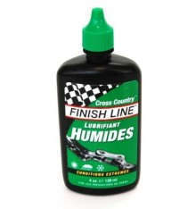 FINISH LINE WET LUBE CROSS COUNTRY lubricant - 120 ml