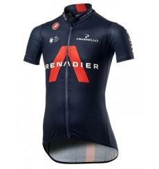 Maillot vélo manches courtes enfant INEOS GRENADIERS 2021