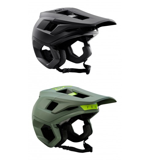 FOX RACING casque vélo enduro DropFrame Pro 2021