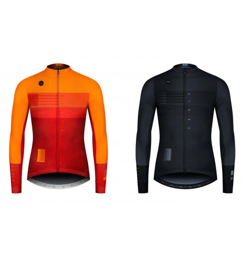 GOBIK Supercobble long sleeve cycling jersey 2020