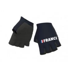 EQUIPE DE FRANCE gants velo courts 2020