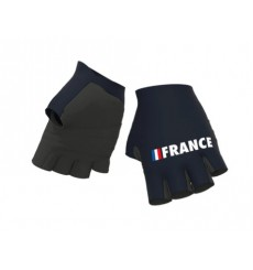 EQUIPE DE FRANCE short cycling gloves 2020