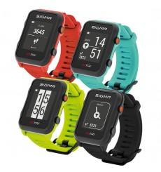 SIGMA ID-Tri sport watch