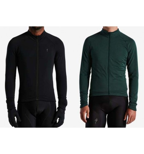 SPECIALIZED maillot velo manches longues Prime-Series Thermal 2021