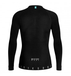 GOBIK Winter Merino men's long sleeve baselayer 2021