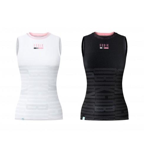 GOBIK SECOND SKIN women's sleeveless base layer 2021