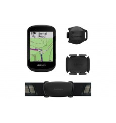 GARMIN Edge 530 GPS Bike Computer Performance Bundle with Sensors
