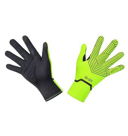 GORE BIKE WEAR C3 GORE-TEX INFINIUM winter stretch cycling gloves