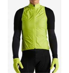 SPECIALIZED gilet coupe vent velo femme HyprViz Race-Series Wind 2021