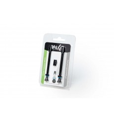MILKIT TUBELESS valves 75mm