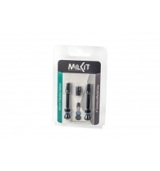 MILKIT TUBELESS valves 45mm