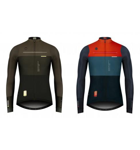 GOBIK Supercobble long sleeve cycling jersey 2021