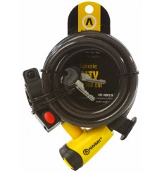AUVRAY SPIRALE CITY D12 180CM bike cable anti-theft