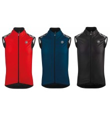 ASSOS MILLE GT spring fall cycling vest