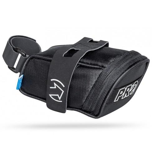 Sacoche de selle PRO Mini Velcro noir 0.4L