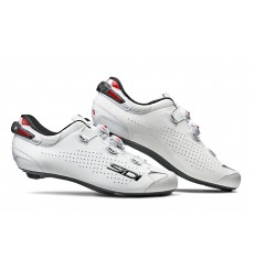 SIDI Shot 2 Carbon white road cycling shoes 2021