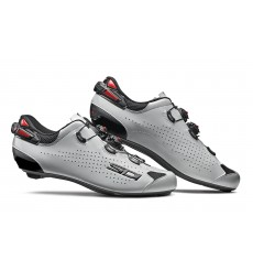 SIDI Shot 2 Carbon black grey road cycling shoes 2021