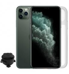 ZEFAL coque pour iPhone 11 PRO MAX avec support de fixation