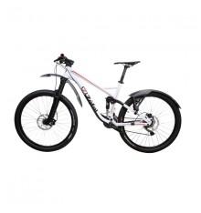 ZEFAL SET Garde-boue vélo VTT DEFLECTOR RS75 + DEFLECTOR FM60