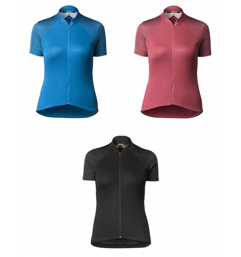 MAVIC Sequence Graphic women's cycling jersey 2020