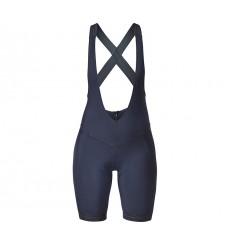 MAVIC Sequence Pro women's blue cycling bib shorts 2020