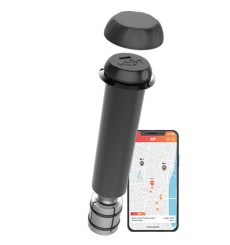 HOOT GPS Tracker In'Fork