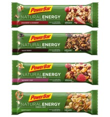 Barre POWERBAR Natural Energy Cereal - 40gr