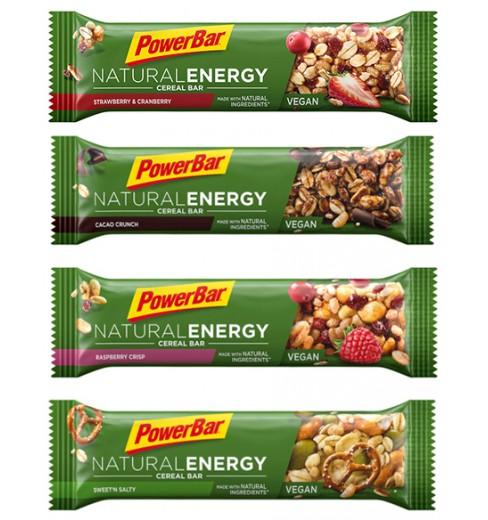 POWERBAR Natural Energy Cereal bar - 40gr