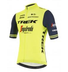 TREK SEGAFREDO Replica Training short sleeve jersey 2021