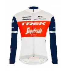 TREK SEGAFREDO Thermal long sleeve jersey 2021