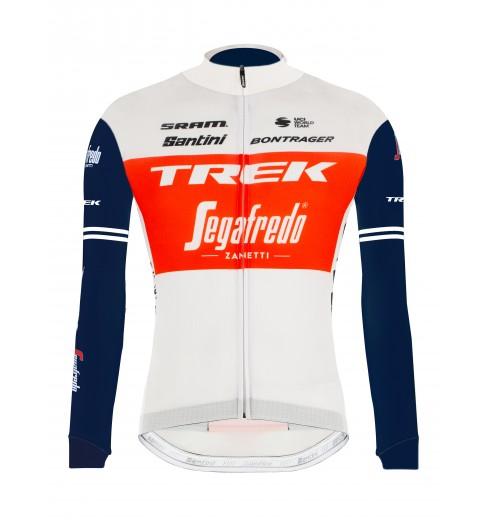 Maillot vélo manches longues Thermal TREK SEGAFREDO 2021