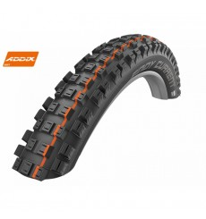 Pneu Schwalbe Eddy Current Rear 2021 Addix Soft - Super Gravity - Tubeless Easy HS497