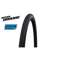 Tire Schwalbe G-One Allround - Addix SpeedGrip - Super Ground - Tubeless easy Version 700